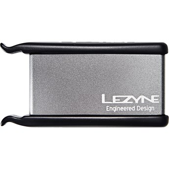 Lezyne Lever Kit Silver Reparationskit Silver