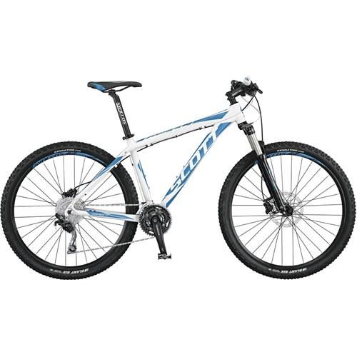 Scott Aspect 720 White Blue/Blue 2015