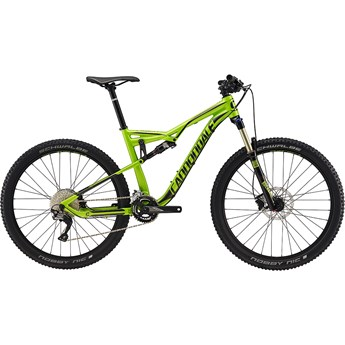 Cannondale Habit 5 Acid Green with Anthracite, Gloss