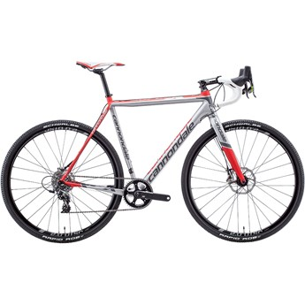 Cannondale Superx Carbon Sram Cx1 Disc Red