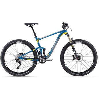 Giant Anthem SX 27.5 Blue/Yellow