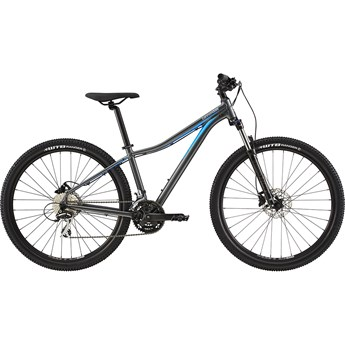 Cannondale Trail Womens 4 Electric Blue 2020