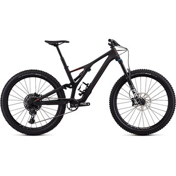 Specialized Stumpjumper FSR Men Comp Carbon 27.5 12 Spd Satin Carbon/Rocket Red