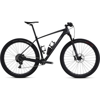 Specialized Stumpjumper HT Expert Carbon World Cup 29 Satin Carbon/Charcoal