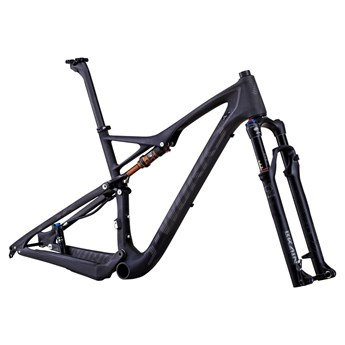 Specialized S-Works Epic FSR Carbon 29 Bara Ram (Frameset) Materialfärg/Askgrå