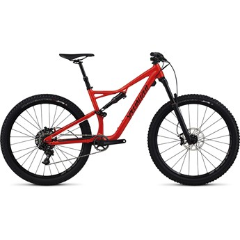 Specialized Stumpjumper FSR Comp 650B Nordic Red/Black/Clean
