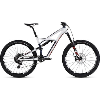 Specialized Enduro FSR Expert Carbon 650B Gloss Navy/White/Rocket Red