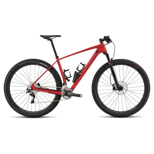 Specialized Stumpjumper Hardtail Expert Carbon 29 Red 2015