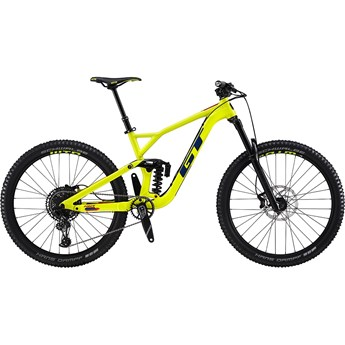 GT Force Alloy Elite Gloss Chartreuse with Deep Navy and Red 2019