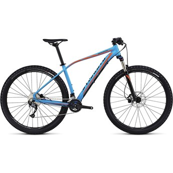 Specialized Rockhopper Comp 29 Gloss Cyan/Moto Orange/Black