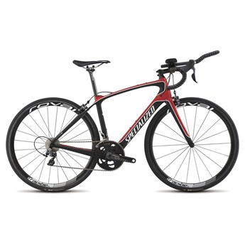 Specialized Alias Pro Dura-Ace Tri Double Flo Red/Carbon