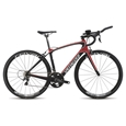 Specialized Alias Pro Dura-Ace Tri Double Flo Red/Carbon 2015