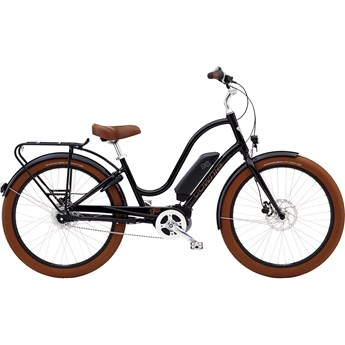 Electra Townie Go! 8i Step-Thru Black 2020