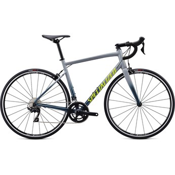 Specialized Allez E5 Elite Gloss Cool Grey/Cast Battleship Fade/Slate Clean