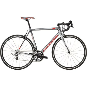 Cannondale Supersix Evo Carbon Force, Racing Edition Red