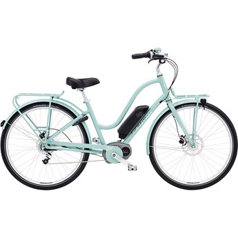 Electra Townie Commute Go! 8i Step-Thru Mineral Blue 2019