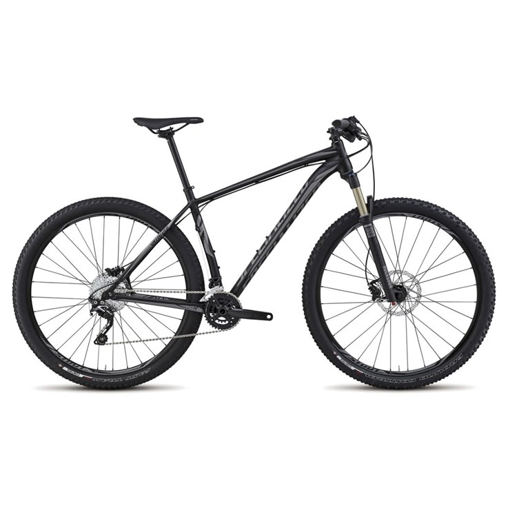 Specialized Crave Comp 29 Black/Silver