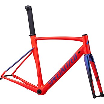 Specialized Allez Sprint Disc Frameset Gloss Rocket Red/Tarmac Black/Chameleon