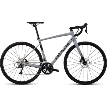 Specialized Diverge Men E5 Sport Satin Cool Grey/Black
