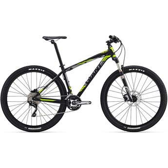 Giant Talon 29er 1 Black/Green (Matt/Gloss) 2016