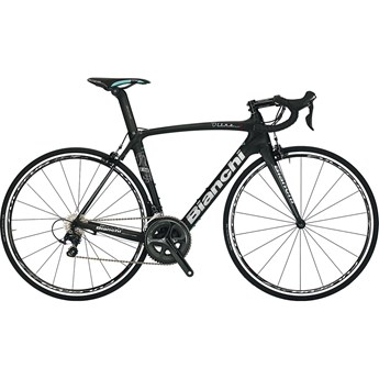 Bianchi Oltre XR1 Ultegra Black/Celeste/Silver