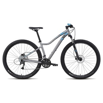 Specialized Jett Sport 29 Shadow Silver/Charcoal/Cyan