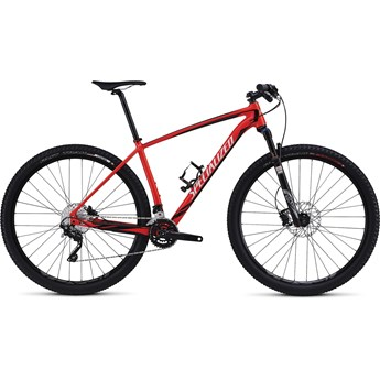 Specialized Stumpjumper HT Comp 29 Gloss Rocket Red/Black/Dirty White