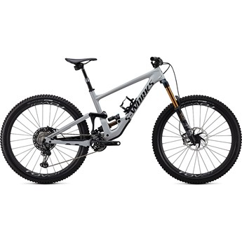 Specialized Enduro S-Works Carbon 29 Gloss Dove Gray/Gloss Black/Rocket Red 2020