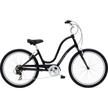 Electra Townie Original 7d Black Dam