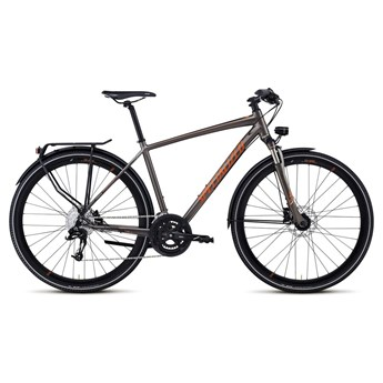 Specialized Crossover Comp Disc Gunmetalgrå/Tan/Orange