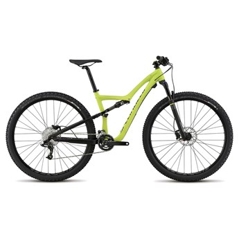 Specialized Rumor FSR Comp 29 Hyp Green/Carbon/Silver/Black