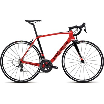 Specialized Tarmac Comp Gloss Rocket Red/Tarmac Black