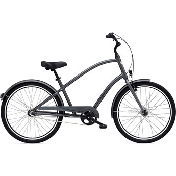 Electra Townie Original 3i EQ Satin Graphite Herrcykel 2016