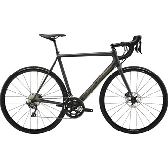 Cannondale SuperSix EVO Carbon Disc Ultegra Svart 2019