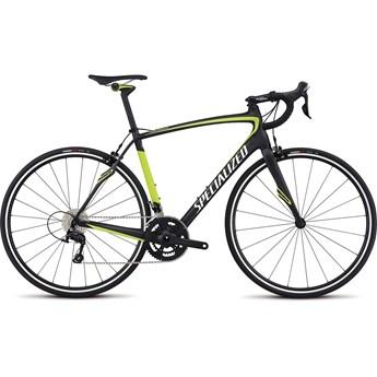 Specialized Roubaix SL4 Sport Rim Satin Carbon/Hyper/Metallic White Silver