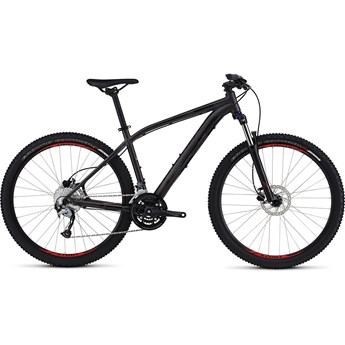 Specialized Pitch Comp 650B Satin Gloss Charcoal/Black/Red