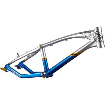 GT Speed Series Pro XXL Bara Ram Silver/Blå