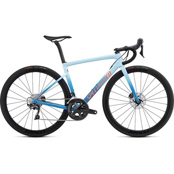 Specialized Tarmac Womens SL6 Expert Disc Storm Grey/Ice Blue/Acid Lava