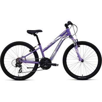 Specialized Hotrock 24 21 Speed Girls Purple/White