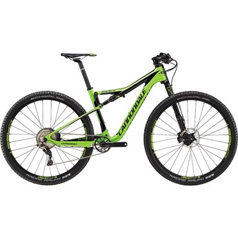 Cannondale Scalpel-Si Carbon 3 Berzerker Green with Jet Black and Charcoal Gray, Gloss
