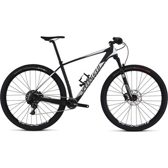 Specialized Stumpjumper HT Comp Carbon World Cup 29 Satin Carbon/White