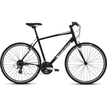 Specialized Sirrus Black/White/Charcoal