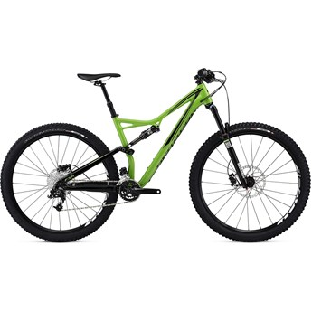 Specialized Stumpjumper FSR Comp 29 Gloss Moto Green/Black Clean