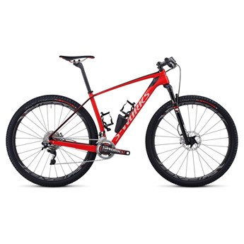 Specialized S-Works Stumpjumper Hardtail Carbon 29 Röd/Silver/Svart