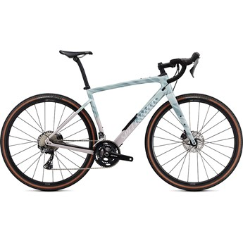 Specialized Diverge Comp Carbon Gloss Ice Blue/Clay/Cast Umber/Chrome/Wild Ferns 2020
