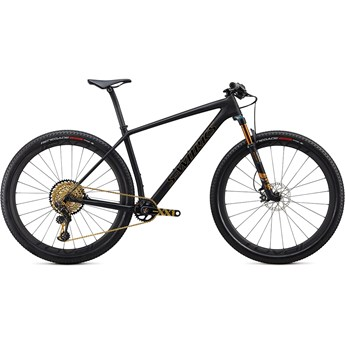 Specialized Epic Hardtail S-Works Carbon Ultralight 29 Satin Ultralight Black/Gold Foil 2020