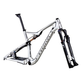 Specialized S-Works Epic FSR Carbon WC 29 Bara Ram (Frameset) Silver/Svart