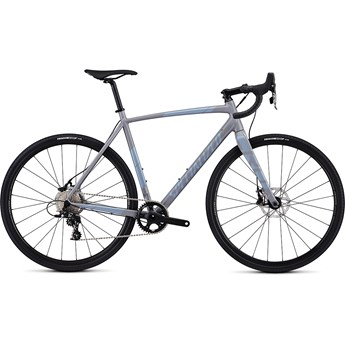 Specialized Crux E5 Sport Gloss Cool Grey/Blue Ghost Pearl