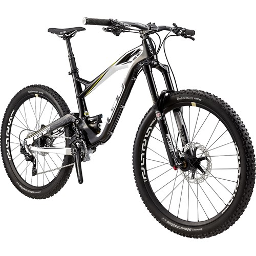 GT Force X Carbon Pro Gloss Black/White 2015