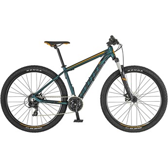 Scott Aspect 970 Cobalt Green/Orange